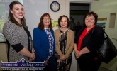 At the launch of the new science lab at Castleisland Community College on Friday night were from left: Mairéad Corridan, Anette O'Donoghue, Ann O'Dwyer, Director of Schools KTB and Rosarie O'Connor. ©Photograph: John Reidy