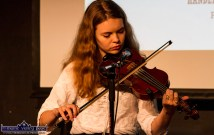 Méabh Ní Chonaill, Cill Na Martra playing at the opening night of the 2019 series of Handed Down at Scartaglin Heritage Centre. ©Photograph: John Reidy 19-10-2019