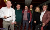 At Friday night's launch of St. Mary's Basketball Club 50th Blitz at the River Island Hotel Castleisland were: Dan Lyons, James Lyons, Shane Brennan, Jerry Twomey and Angela and Den Joe O'Connor. ©Photograph: John Reidy