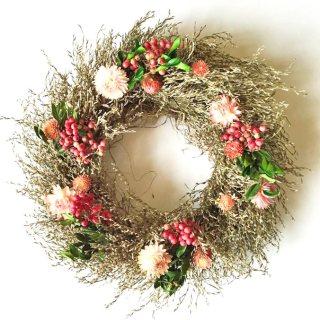 Sea Lavender Wreath (4)