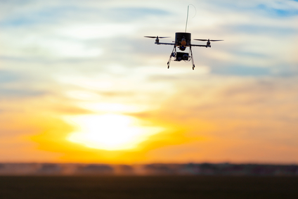 drones in oil and gas