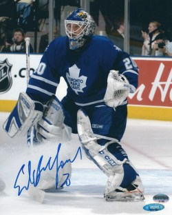 Autographed Maple Leafs Photos
