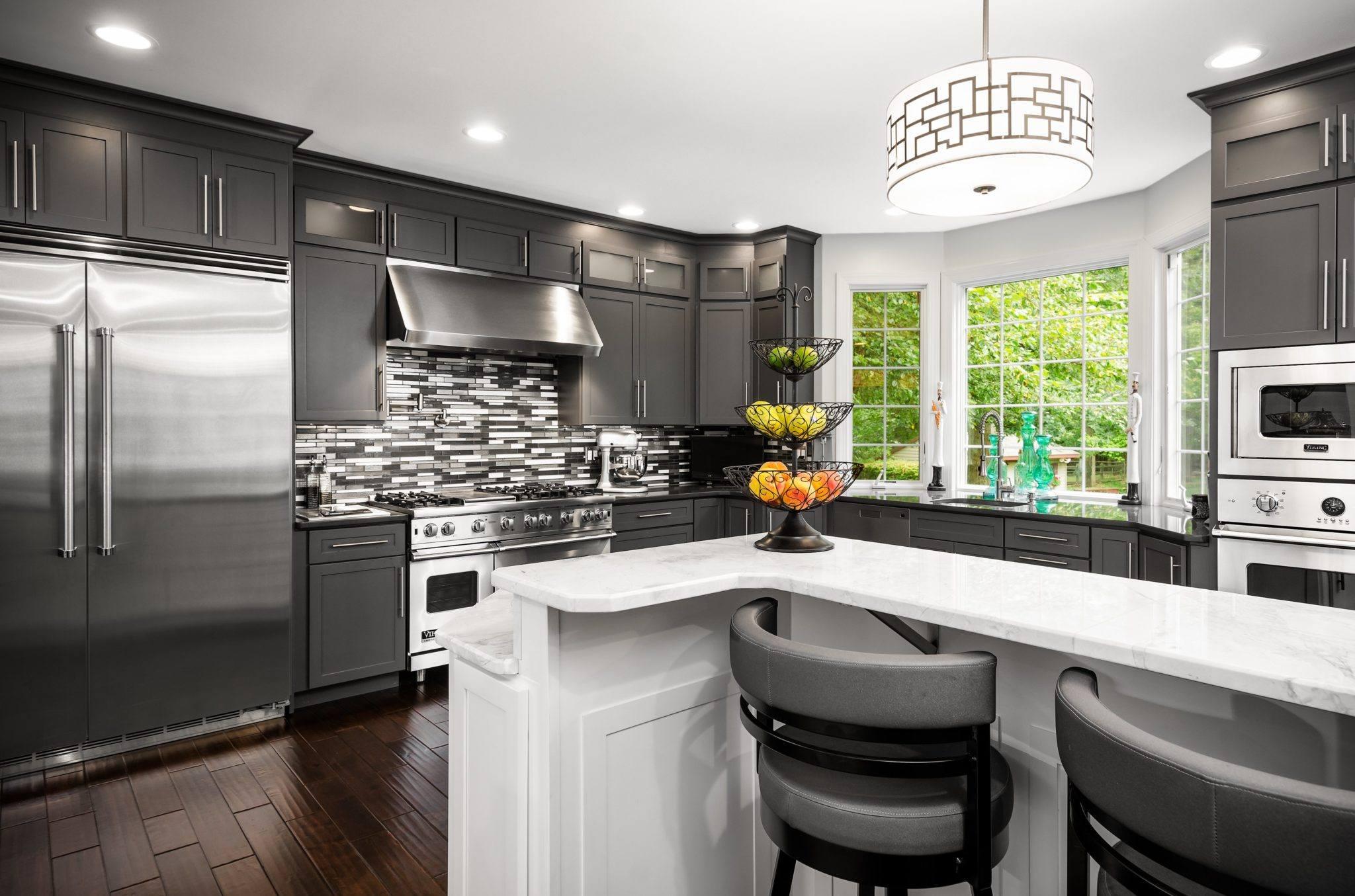 Luxury Kitchen Design 2017