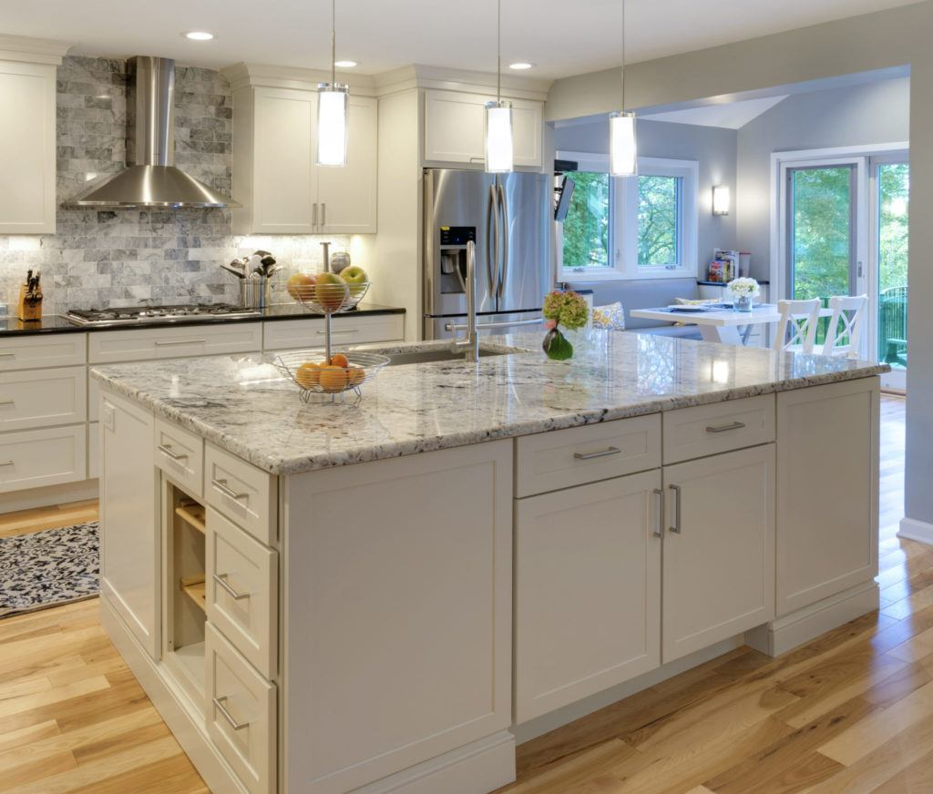 Main Line Kitchen Design - Milestones from 2017 into 2018. on Kitchen Remodeling Ideas Pictures  id=47042
