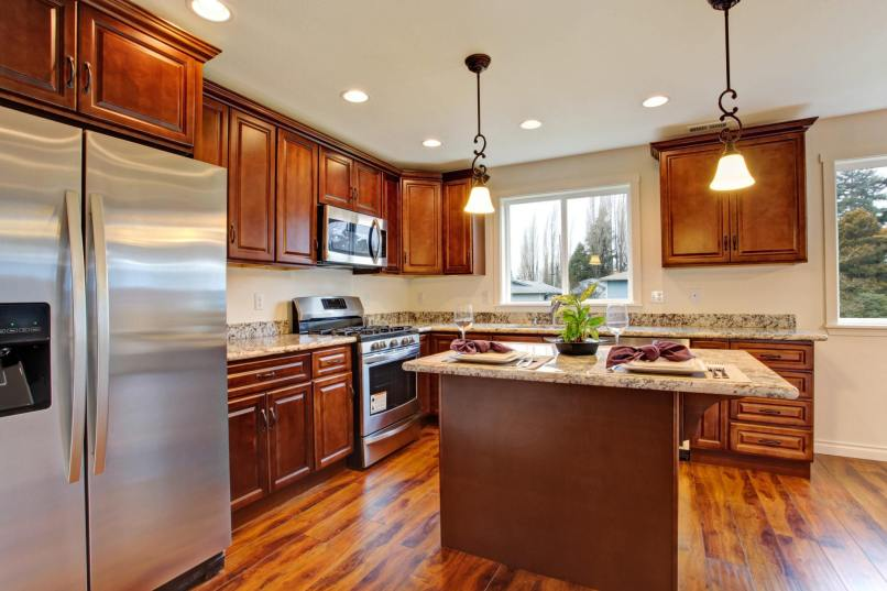 Kitchen Cabinet Ideas For 9 Foot Ceilings ...