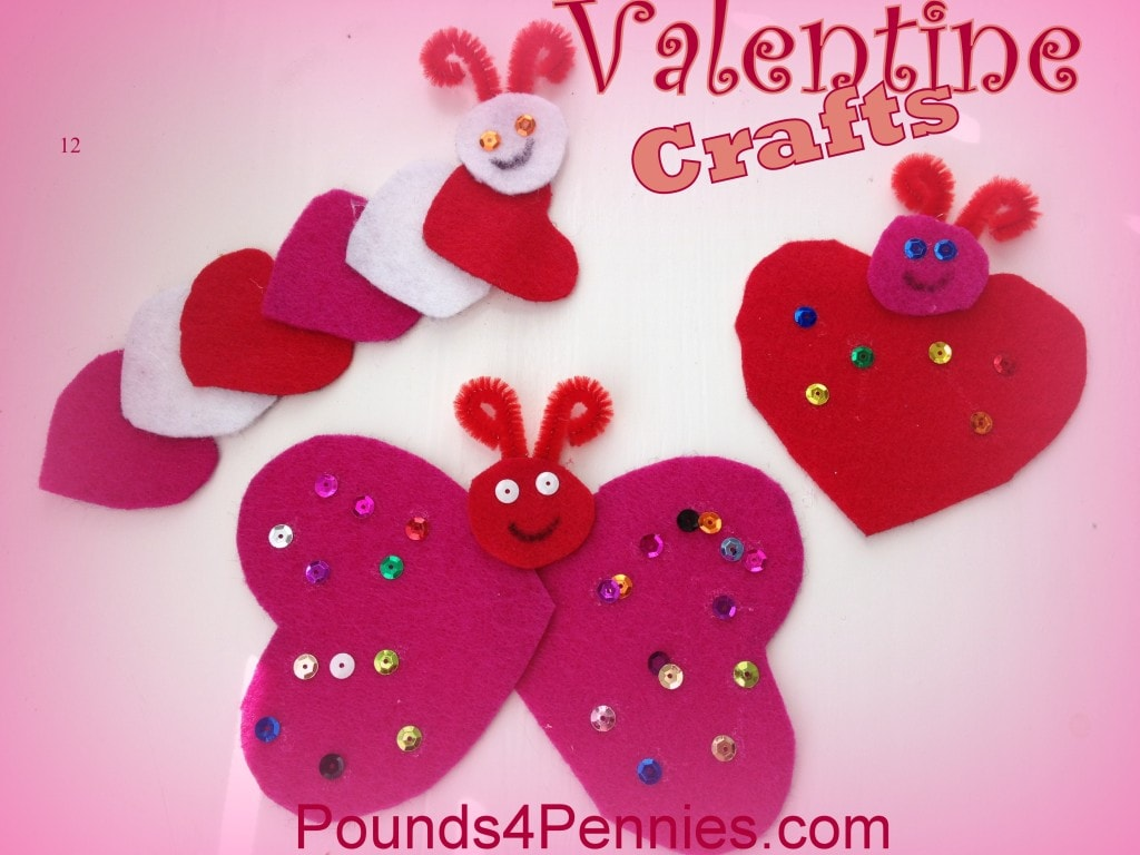 Valentine Crafts For Kids Boys