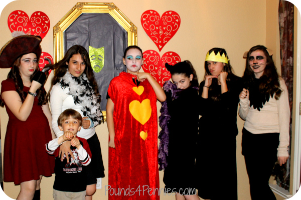 Disney Villains Party