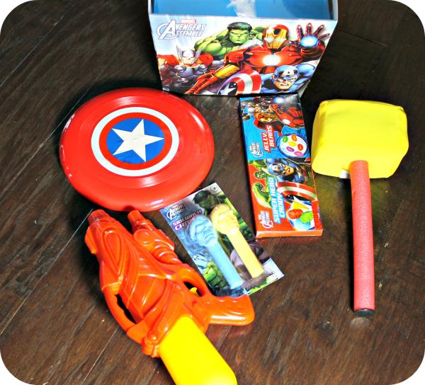 Avengers Easter Pack