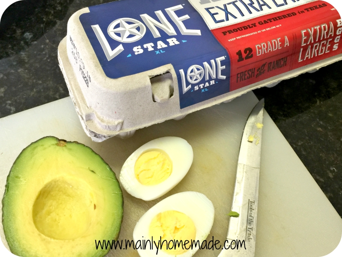 Homemade Egg Salad Recipe Avocado