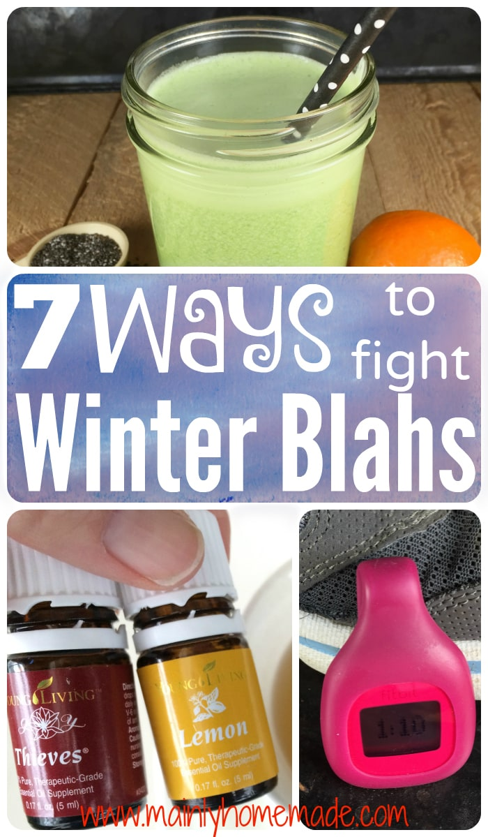 7 Ways to Fight Winter Blahs