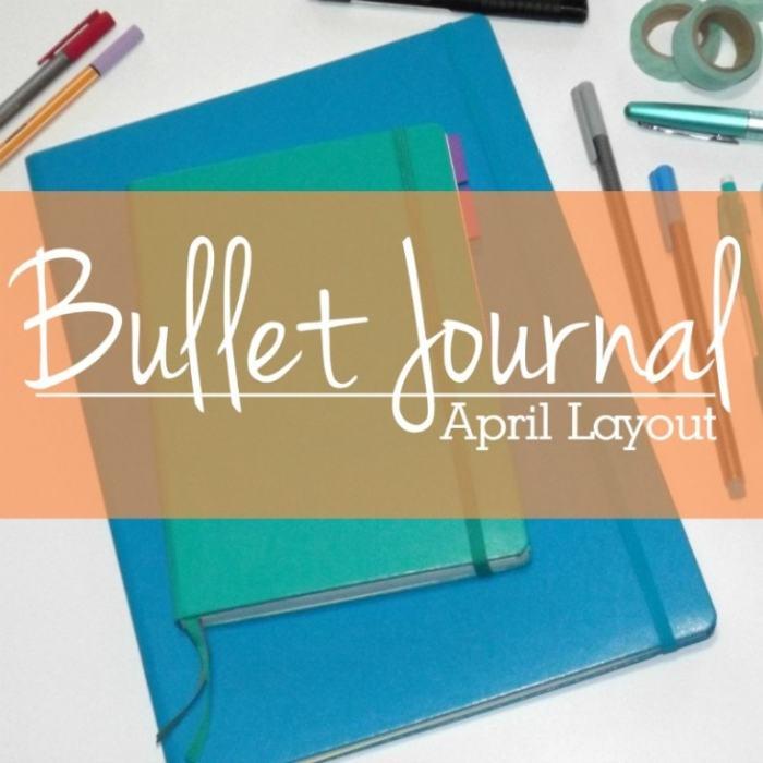 Bullet-Journal-April-Layout