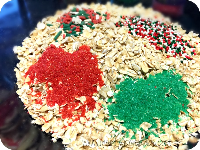 Reindeer food mix
