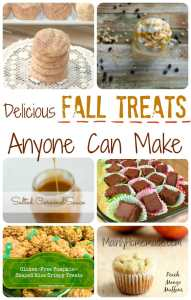 These delicious fall treats are simple enough that anyone can make but amazing enough to serve at any fall-themed party or holiday event!