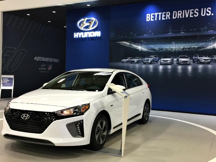 DFW Auto Show Hyundai