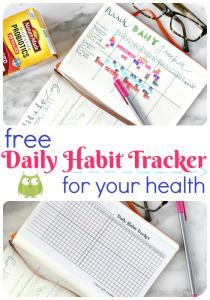 Why You Need a Daily Habit Tracker for Your Health