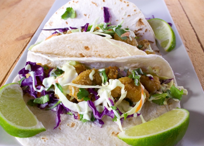 Fish Tacos With Lime 1