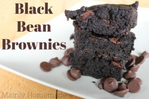 Ultimate Fudge Black Bean Brownies Recipe