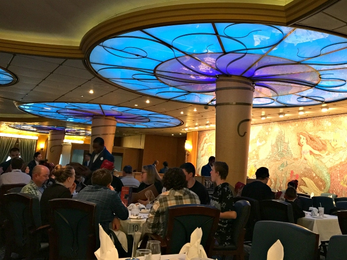 Secrets to Make Your Disney Cruise The Best Ever Triton's Dining