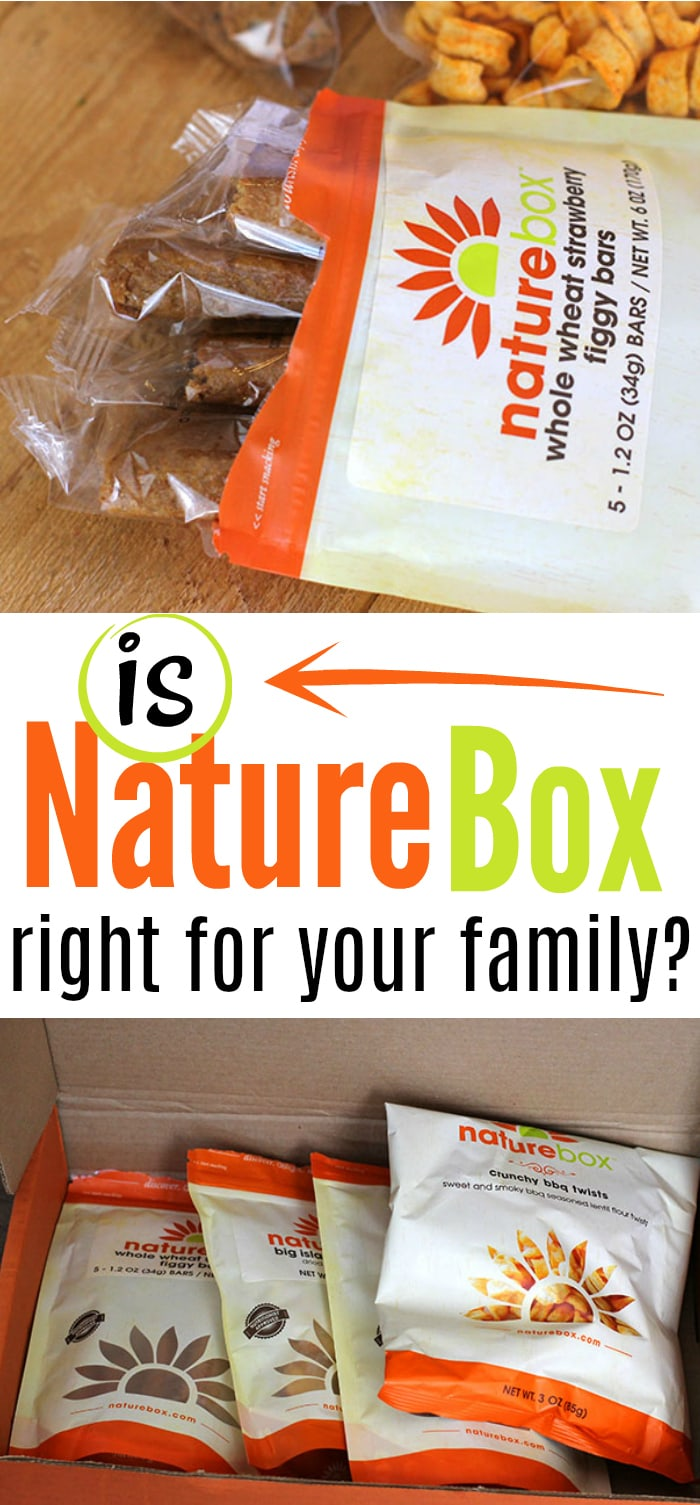 Is Nature Box right for your family