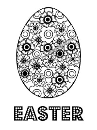 Easter Printable small