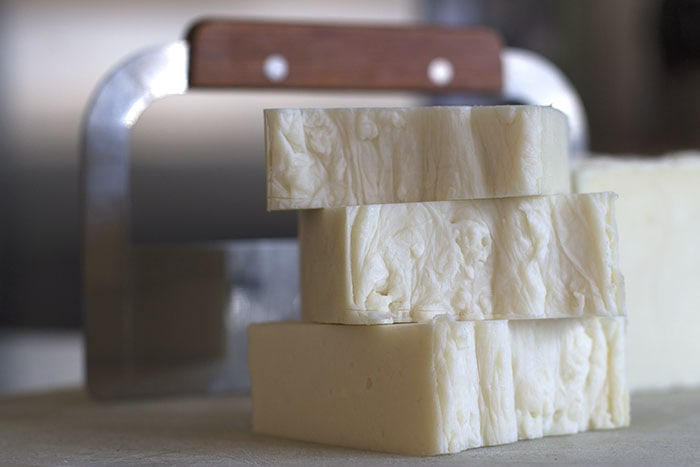 Hand milled soap Rebatch soap