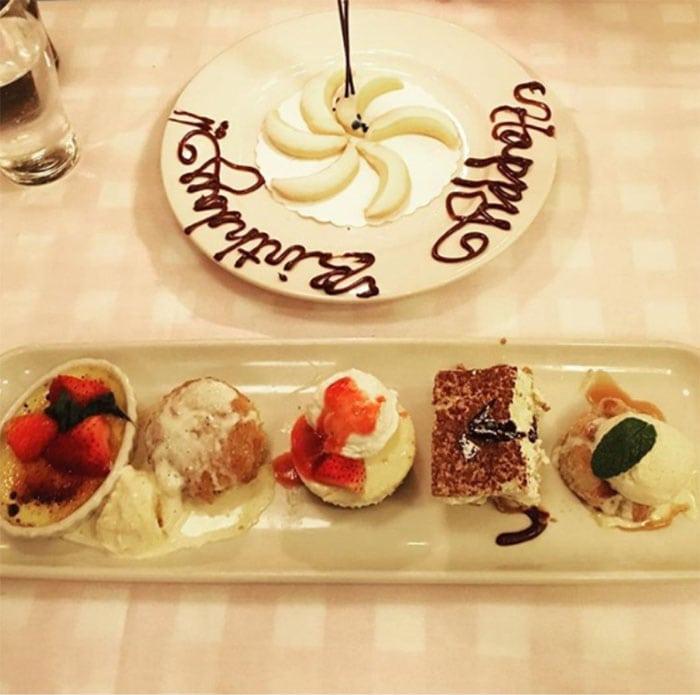 Happy Birthday Maggianos