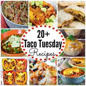 20+ Taco Tuesday Recipes That Aren't Tacos