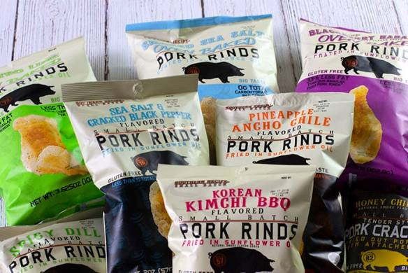 Cilatro Lime Pork Rind Chicken. Southern Recipe Small Batch Variety