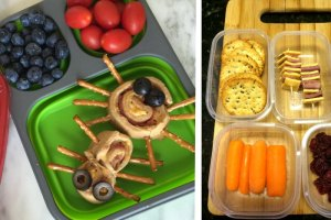 Quick and easy lunchbox Ideas for kids