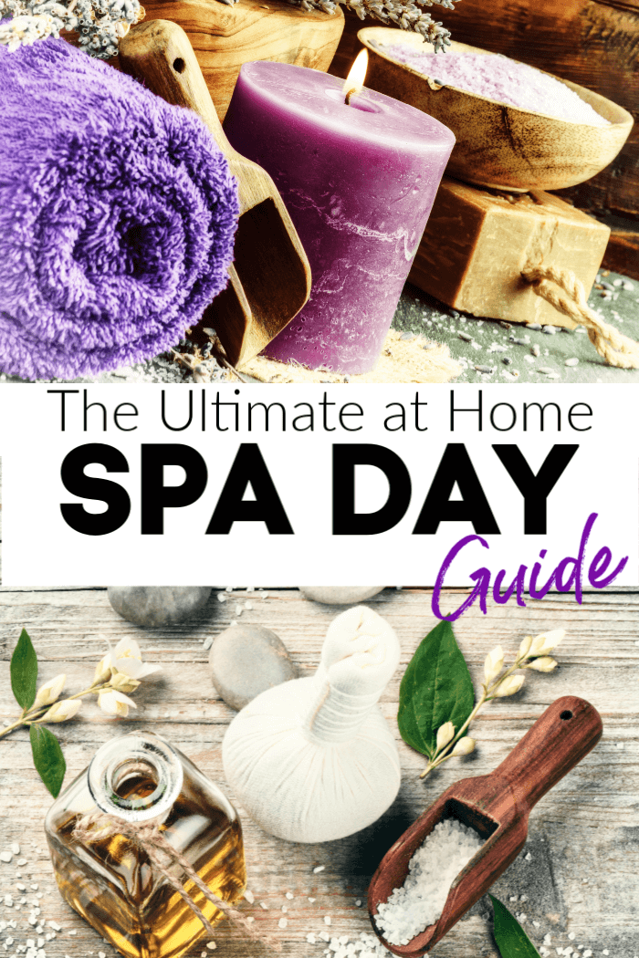 Create The Ultimate Spa Day At Home Guide