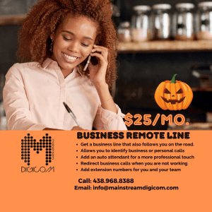 Business Remote Line