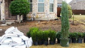 Landscaping Installation After New Home Construction