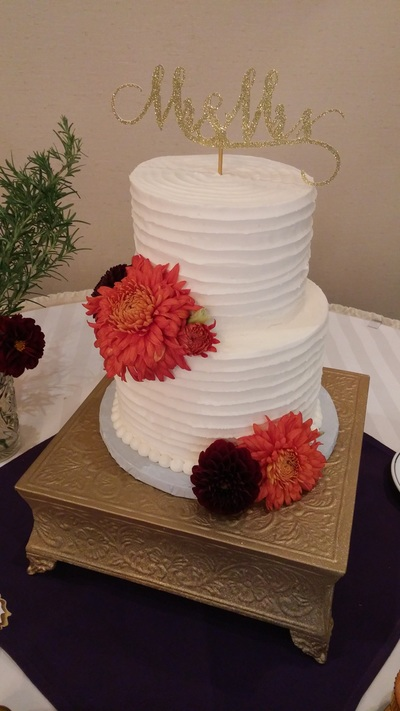 Wedding Cakes   Main Street Sweets Carroll Valley  PA 717 642 9005