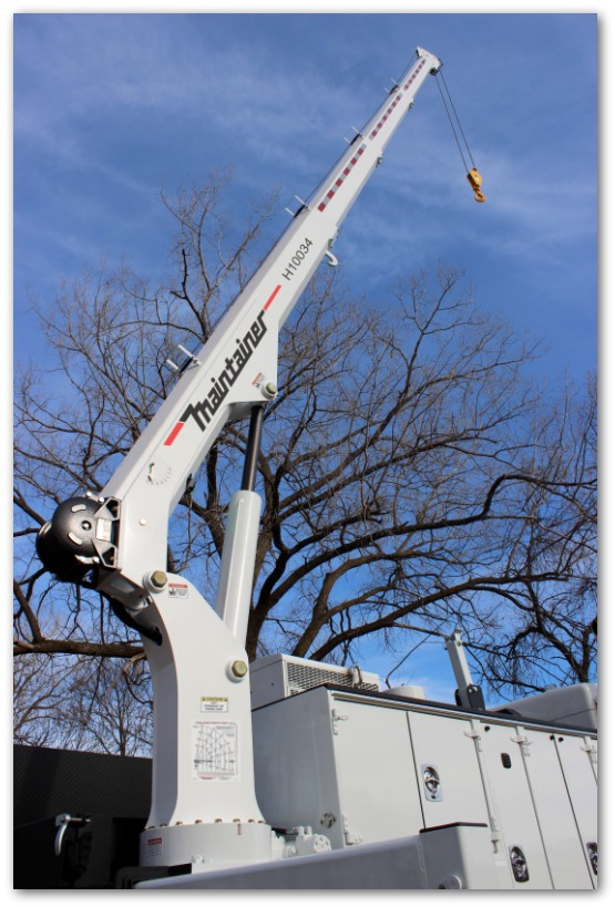 H Cranes Maintainer