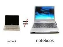 Notebook, atau Netbook? 18