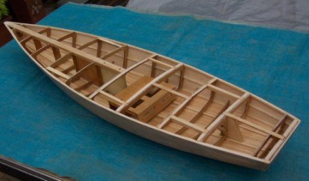 Building Model Boats | Everyone should enjoy the pleasure of model