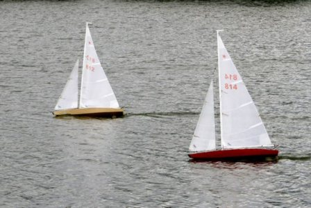 Model YACHT Construction and Sailing - Made Cheap and Easy!