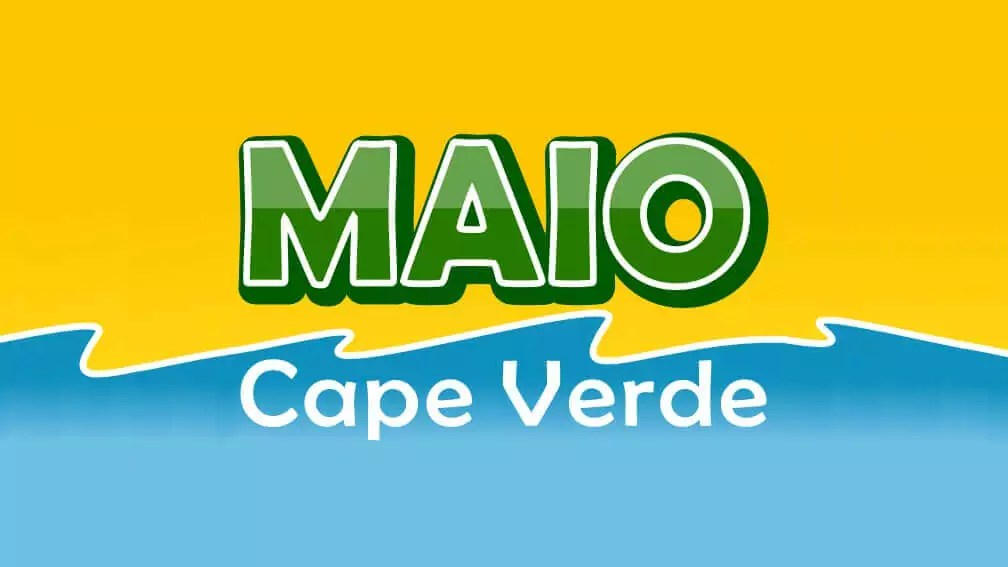 maio renowned for deserted sandy beaches a sleepy cape verde island tranquility. lush & large forests spectacular scenery & unspoilt cabo real-estate - image