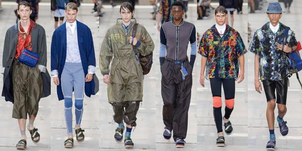Louis Vuitton, sfilata moda uomo a Parigi - MAIORANO MAGAZINE 3519d1029d