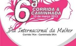 6ª Corrida e Caminhada Dia Internacional da Mulher – Campo Grande-MS – Fotos e Resultado