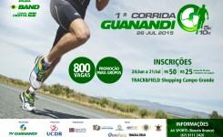 1ª Corrida TV Guanandi – Campo Grande – MS