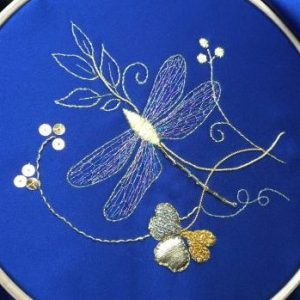 Embroidery Kits & Charts