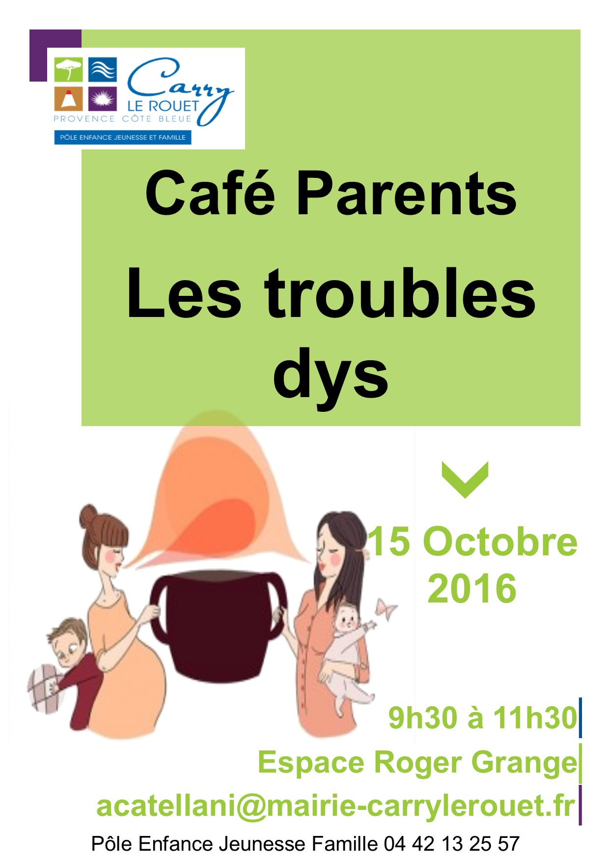 Animation Cafs Parents