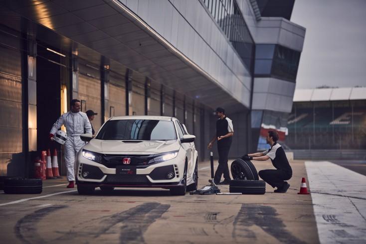 Honda wardrobe styling