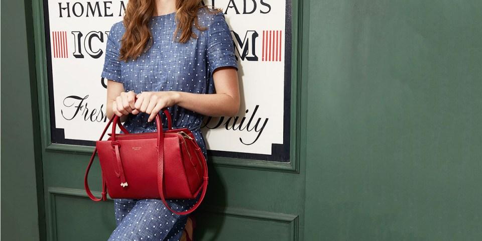 Fashion Stylist Mair Joint for Radley London