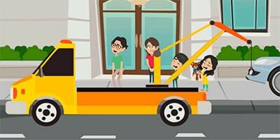Ação de Busca e Apreensão de Veículos
