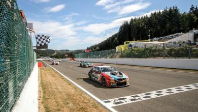 Photo of BMW GANHA 24 HORAS DE SPA