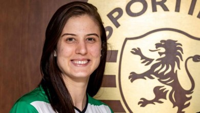 Photo of Sporting contrata norte-americana Kate Yeazel