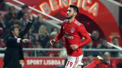 Photo of Facundo Ferreyra de fora dos convocados do Benfica