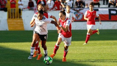 Photo of Supertaça feminina entre Benfica e Sp. Braga